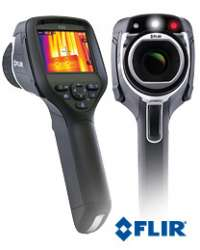 FLIR E40  Compact Infrared Thermal Imaging Camera with MSX