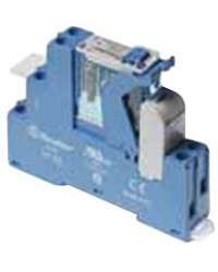 Serie 4C - Interfaces modulares con relé 8 - 16 A