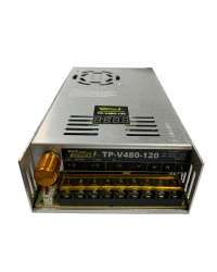 TP-V480-120 FUENTE VARIABLE 480W/4A, 0-120VCD VOLT. ENTRADA, 100-120V/200-240V, C/DISPLAY INDICADOR