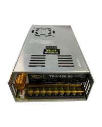 TP-V480-80 FUENTE VARIABLE 480W/6A, 0-80VCD VOLT. ENTRADA, 100-120V/200-240V, C/DISPLAY INDICADOR