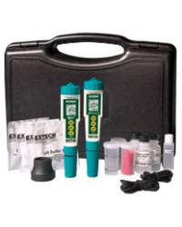 DO610 Kit de conductividad/pH/OD ExStik® II